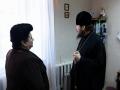 """28 марта 2019 г. епископ Силуан встретился с директором центра """"Рассвет"""" в городе Лысково"""