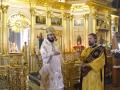 17 ноября 2017 г., в годовщину архиерейской хиротонии, епископ Силуан совершил литургию в Макарьевском монастыре