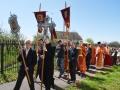 13 мая 2018 г. в селе Фокино после литургии был совершен пасхальный крестный ход