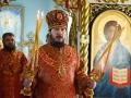 13 мая 2018 г., в неделю 6-ю по Пасхе, епископ Силуан совершил литургию в Архангельском храме села Фокино