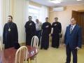 13 мая 2018 г. в Воротынской администрации состоялось совещание по строительству храма