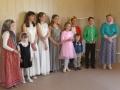 13 мая 2018 г. епископ Силуан посетил детскую воскресную школу в селе Фокино