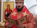 Чтение пасхального послания Святейшего Патриарха Кирилла.