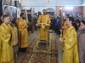 1216 декабря 2018 г., в неделю 29-ю по Пятидесятнице, епископ Силуан совершил литургию в селе Большое Мурашкино