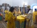 16 декабря 2018 г., в неделю 29-ю по Пятидесятнице, епископ Силуан совершил литургию в селе Большое Мурашкино