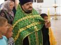 17 июля 2018 г. епископ  Силуан совершил всеношное бдение в Архангельском храме Сергача