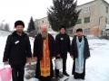 19 января 2017 г. в ИК-20 города Лукоянов клириками Лукояновского благочиния был совершен чин Великого освящения воды