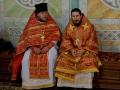 20 мая 2014 г. в соборе в честь св. блгв. князя Александра Невского Нижнего Новгорода была встречена икона прп. Сергия Радонежского с частицей его мощей.