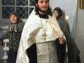 18 декабря 2017 г., в день памяти святителя Николая Чудотворца, епископ Силуан совершил вечернее богослужение в селе Каменка