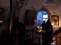 27 февраля 2017 г., в понедельник первой седмицы Великого поста, епископ Силуан прочитал канон преподобного Андрея Критского на повечерии в Макарьевском монастыре