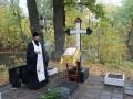 28 сентября 2018 г. была совершена панихида по основателям города Первомайска