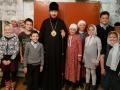 26 сентября 2019 г. епископ Силуан встретился с учениками воскресной школы в городе Лысково