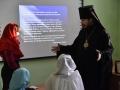 30 декабря 2018 г. епископ Силуан встретился с учениками воскресной школы в городе Княгинино