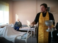 6 февраля 2017 г. в Центральной больнице города Княгинино состоялся молебен Пресвятой Богородице