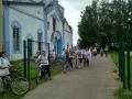 19 июля 2018 г. по территории Княгининского благочиния проследовал II епархиальный велопробег в честь преподобного Макария Желтоводского