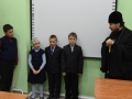 21 апреля 2018 г. епископ Силуан встретился с учениками воскресной школы в городе Княгинино