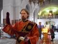 21 апреля 2018 г., в неделю 3-ю по Пасхе, святых жен-мироносиц, епископ Силуан совершил вечернее богослужение в Успенском храме города Княгинино