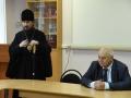16 мая 2018 г. в Княгининском университете прошла встреча епископа Силуана со студентами