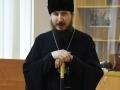 1216 мая 2018 г. в Княгининском университете прошла встреча епископа Силуана со студентами