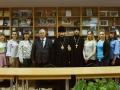 2216 мая 2018 г. в Княгининском университете прошла встреча епископа Силуана со студентами