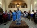 20 июля 2014 г., в неделю 6-ю по Пятидесятнице, епископ Силуан совершил Божественную литургию в Успенском храме г. Княгинино.
