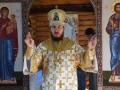 12 сентября 2018 г. епископ Силуан освятил Казанский храм в селе Кошкарово Сергачского района