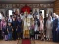 2 сентября 2018 г. епископ Силуан освятил Казанский храм в селе Кошкарово Сергачского района