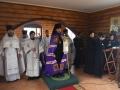 3-22 сентября 2018 г. епископ Силуан освятил Казанский храм в селе Кошкарово Сергачского района