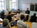 28 февраля 2017 г. клирик Ташинского благочиния принял участие в «Конференции отцов»