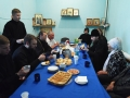 1 июля 2018 г. епископ Силуан встретился с христианами села Костянка