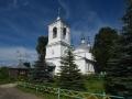 11 июля 2018 г. епископ Силуан совершил всеношное бдение в Никольском храме села Красный Оселок Лысковского района