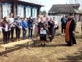 17 апреля 2018 г. клирик Княгининского округа принял участие в митинге, посвященном установке досок памяти участников ВОВ в селе Крашово Больше Мурашкинского района