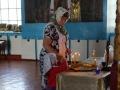 23 августа 2014 г., в 11-ю неделю по Пятидесятнице, епископ Силуан совершил всенощное бдение в Христорождественском храме с. Красный Ватрас Спасского района.