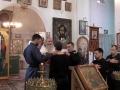 19 января 2017 г. в ИК-16 поселка Просек состоялась крещенская служба