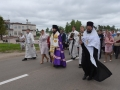 20 мая 2018 г. по улицам города Первомайска прошел крестный ход