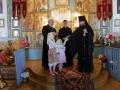 11 июля 2014 г., в день памяти святых первоверховных апостолов Петра и Павла, епископ Лысковский и Лукояновский Силуан совершил всенощное бдение в Петропавловском храме с. Криуши Воротынского района.