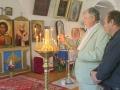 12 июля 2014 г., в день памяти святых первоверховных апостолов Петра и Павла, епископ Силуан совершил Божественную литургию в Покровском храме п. Курмыш Пильнинского района и заложил часовню в с. Большое Андосово.