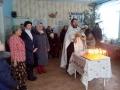 19 января 2017 г. в поселке Кузьмияр был совершён чин Великого Освящения воды