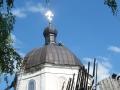 26 июня 2018 г. на Казанский храм села Кузьминка Сергачского района установили крест