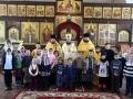25 ноября 2018 г., в неделю 26-ю по Пятидесятнице, епископ Силуан совершил литургию в селе Вад