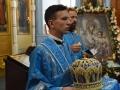 28 октября 2018 г., в неделю 22-ю по Пятидесятнице, епископ Силуан совершил литургию в селе Вазьянка