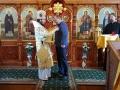 13 декабря 2018 г., в день памяти апостола Андрея Первозванного, епископ Силуан совершил литургию в Крестовоздвиженском храме села Чернуха