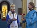 3 июня 2018 г., в неделю всех святых и празднование в честь Владимирской иконы Божией Матери, епископ Силуан совершил литургию во Владимирском соборе города Сергача