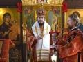 15 апреля 2018 г., в неделю Антипасхи, епископ Силуан совершил литургию в Покровском храме города Лукоянова
