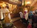27 мая 2018 г., в праздник Пятидесятницы, епископ Силуан освятил храм в селе Бармино