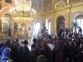 12 марта 2017 г., в неделю 2-ю Великого поста, святителя Григория Паламы, архиереи Выксунской и Лысковской епархий совершили Литургию в кафедральном соборе города Выксы