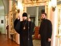 9 апреля 2018 г., в понедельник Светлой седмицы, епископ Силуан совершил литургию в Георгиевском храме города Лысково