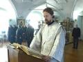 6 февраля 2018 г. епископ Силуан совершил заупокойную литургию в Макарьевском монастыре