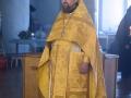 11 февраля 2018 г., в неделю Мясопустную, о Страшном Суде, епископ Силуан совершил литургию в Макарьевском монастыре