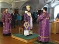 4 марта 2018 г., в неделю 2-ю Великого поста, святителя Григория Паламы, епископ Силуан совершил литургию в Макарьевском монастыре